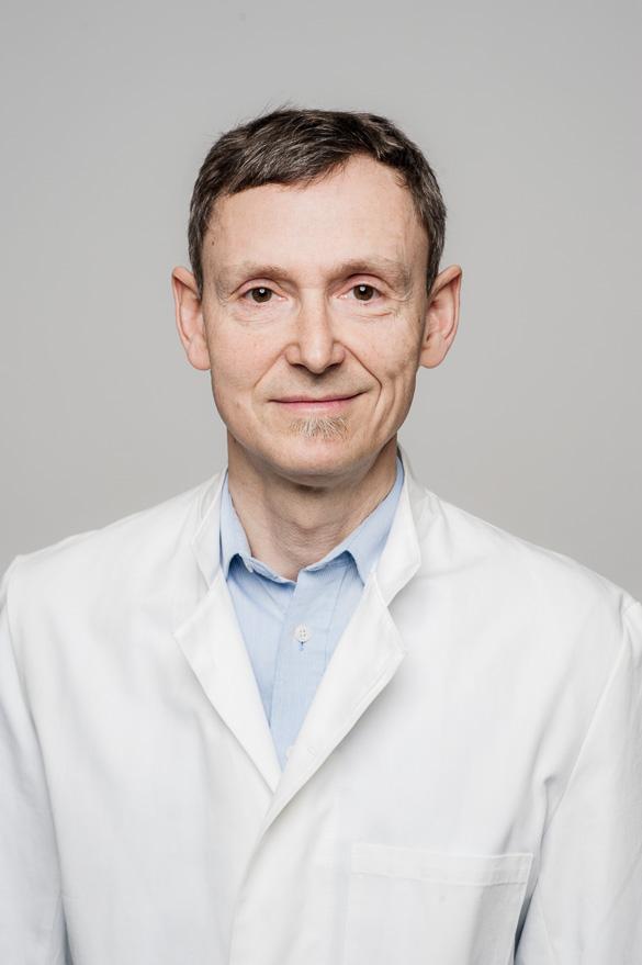 Dr. rer. nat. Klaus Bendrat